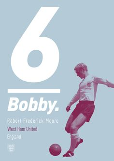 .The only No 6... ever - #West Ham United #Quiz  #West Ham