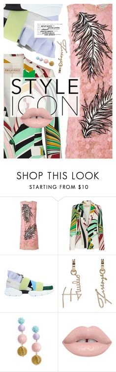 """Head-to-Toe: Emilio Pucci"" by cultofsharon ❤ liked on Polyvore featuring Emilio Pucci and BP."