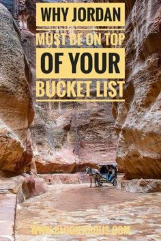 From enchanting Petra to the magnificent Wadi Rum, here's why Jordan must be on top of your bucket list
