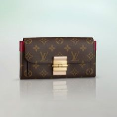 Louis Vuitton Monogram Canvas Elysee Wallet M60459