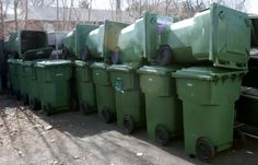 CSU Surplus Property Store has dropped prices on trash cans to $35 for 95 gallons and $20 for 65 gallons!