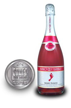 Craft Wine Awards 2014 | Barefoot Bubbly Berry Fusion Sparkling Wine