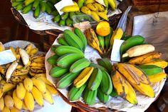 Madera banany