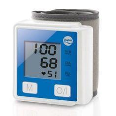 Blood Pressure Monitor Wrist Cuff DAGA 3763