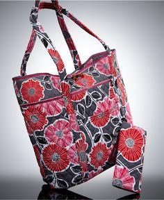 Vera Bradley Cherry Blossom Gift Set - Handbags & Accessories - Macy's
