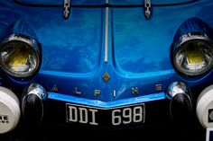 Renault Alpine A110 G - Autoclasica | Flickr - Photo Sharing!