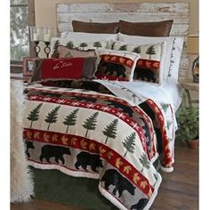 KIDS CHRISTMAS BEDDING COLLECTION Looking for adult and kids Christmas bedding? Wake up in a great mood every day and celebrate the season with Christmas bedding and holiday bedding sets in an array of festive colors and prints. Browse through a curated selection of Christmas quilts, duvet covers and comforters for the nursery, kids