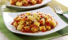 Aprenda a preparar um saboroso #nhoque com almôndegas http://catr.ac/p584326 #receita