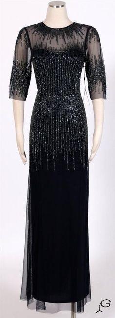 New Adrianna Papell Formal Evening Sheath Dress jαɢlαdy