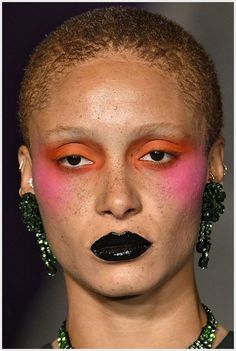 Best Makeup Trends In 2019 , With the changing seasons, the concept of beauty is evolving. An ultra-built, perfectly shaped and molded appearance of a few seasons ago, it breaks d... , #blackmakeup #eyemakeupideas #makeuptrends