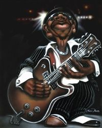 Tangletown Fine Art Jazzman Cool by Leonard Jones Gallery Wrap Canvas Art printed on heavy museum grade canvas by As Shown Afro, Lady Sings The Blues, Black Art Pictures, African American Art, Fine Art, Cool Posters, Graffiti Art, Poster Prints, Art Print