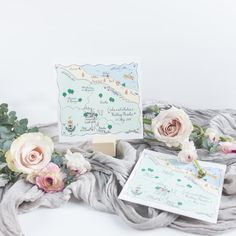 Let your wedding's locale take centerstage by adding a custom wedding map to your save the date, invitation suite, welcome bag. Wedding Envelopes, Wedding Stationary, Wedding Invitations, Calligraphy Envelope, Learn Calligraphy, Calligraphy Handwriting, Wedding Fonts, Wedding Calligraphy, Save The Date