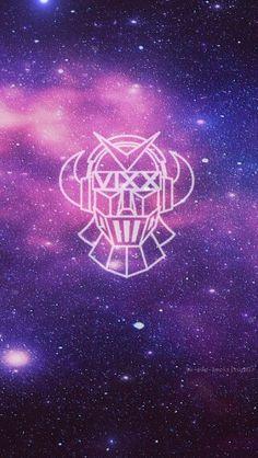 VIXX Galaxy / Space  Logo Wallpaper