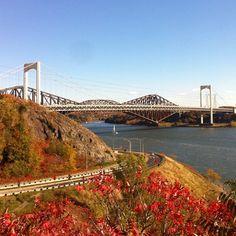 """@y9j1's photo: """"L'automne à Québec! #sentierdesgrèves"""" // quebecregion.com"""