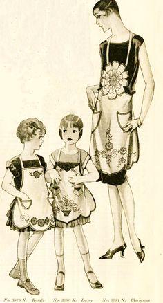 Vintage apron pattern... croldb/i-ve-got-you-covered-aprons/
