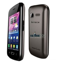 HiTech Amaze S200 is an inexpensive Android phone having decent specs and this handset is made for people who are looking for a second phone or for senior citizens.