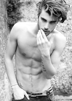 Antonio Catalani / Male Models, Tattoos