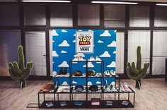 Toy Story x Vans  at Probeat agency