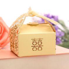 婚礼糖盒婚庆用品创意镂空糖果盒结婚喜糖盒子回礼礼盒2016喜糖袋