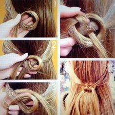 Braided Celtic Hair Knot   https://fbcdn-sphotos-d-a.akamaihd.net/hphotos-ak-prn2/603122_348009951992162_641801189_n.jpg