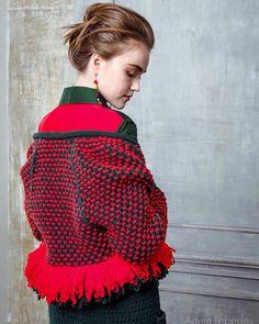 Ulyana Lineva пальто
