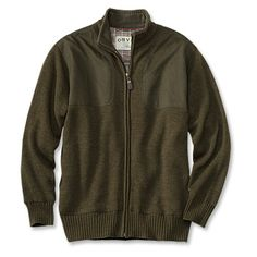 Just found this Windproof Sweater for Men - Foul-Weather Lined Sweater -- Orvis on Orvis.com!