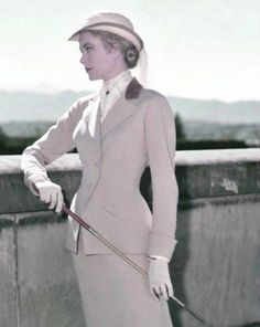 """anothergracekellyblog: """" Grace Kelly - as the conflicted Princess Alexandra - costumed by Helen Rose and photographed by Frank Worth on the set of The Swan in 1955. """"SOURCE: Global Images USA on Instagram """" """""""