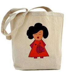 Mei-Mei Tote Bag