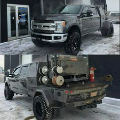 Obtain excellent pointers on pickup trucks. They are actually offered for you on our website. Truck Flatbeds, Shop Truck, Pickup Trucks, Truck Boxes, Chevy Trucks, Welding Trailer, Welding Trucks, Custom Truck Beds, Custom Trucks