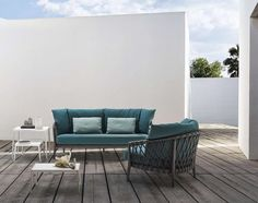 Erica, Luxury Design Outdoor Collection by B&B Italia - Design Antonio Citterio
