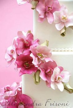 Wedding Cake Detail