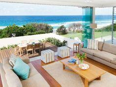 Little Bits of Lovely: {Interiors Inspiration} Summer Beach Houses