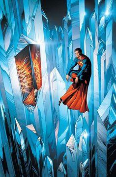 TANK TOP SUPERMAN WEISS 8 J