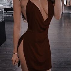 Glamouröse Outfits, Cute Casual Outfits, Pretty Outfits, Pretty Dresses, Elegant Outfit, Elegant Dresses, Ball Dresses, Short Dresses, Mafia Outfit