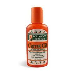 Hollywood Beauty Carrot Oil 2 oz