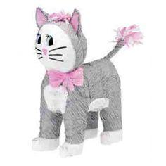 Grey Cat Pinata for $11.97