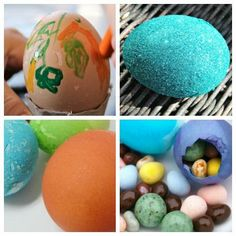 22 EGGCITING Egg Decorating Techniques
