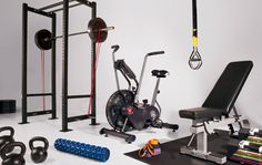 Build the Ultimate Home Gym  http://www.menshealth.com/fitness/worlds-best-gym