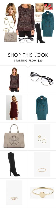 """""""Bez tytułu #19377"""" by sophies18 ❤ liked on Polyvore featuring Sanctuary, Wes Gordon, Forever 21, By Malene Birger, Tory Burch, Paul Andrew, Jennie Kwon and Ariel Gordon"""