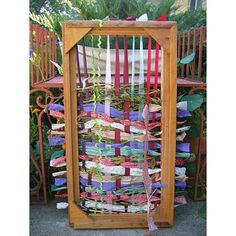 Fabulous Repurposed Frame DIY Projects - The Cottage Market