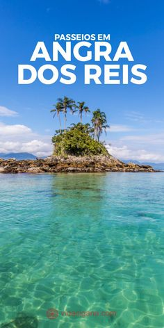 3 Must-See-Touren in Angra dos Reis - Gregoryas Holiday Destinations, Travel Destinations, Places To Travel, Places To Visit, Brazil Travel, Nature Beach, Central America, Luxury Travel, Strand
