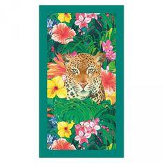 telo mare giungla #HD acquista qui http://www.gabelgroup.it/biancheria-da-bagno/teli-da-mare