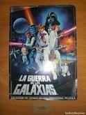 La guerra de las galaxias. 1977. Completo