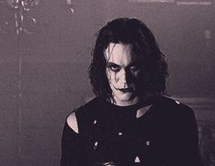 Eric Draven The Crow GIFs - Find & Share on GIPHY