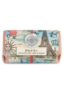Michel Design Works Soap Large Bar - Paris  This substantial 260 gram bar contains only the finest ingredients pure vegetable palm oil glycerine and rich moisturizing shea butter Eac. Please Click the image for more information.