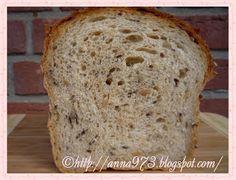 Простой мултизерновой хлеб - Many-Seed Bread | Выпечка хлеба и не только...