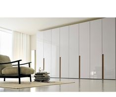 Each LA Closet Design project is customized to reflect the needs and style of the individual client to create high functioning storage spaces. Wardrobe Door Designs, Wardrobe Design Bedroom, Master Bedroom Closet, Closet Designs, Master Bedroom Design, Bedroom Decor, Dressing Design, Sliding Wardrobe Doors, Modern Closet