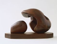 Two Forms  Henry Moore