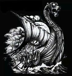 Consolidated Communications Webmail :: 18 Viking ship tattoo Pins you might like Viking Ship Tattoo, Viking Tattoo Design, Viking Tattoos, Viking Tattoo Sleeve, Schulterpanzer Tattoo, 3d Tattoos, Sleeve Tattoos, Samoan Tattoo, Vikings Art