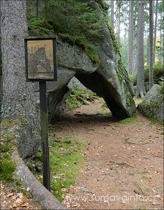 Medvědí stezka, 14km
